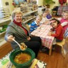 The Children Loved Making Stone Soup – Everyone Brought an Ingredient!