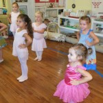 Look at our lovely Ballerinas!