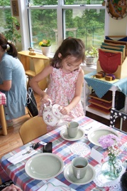 Mother's Day Tea – May 4, 2012, and more!